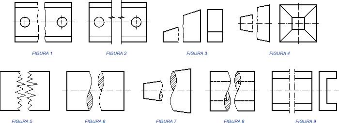 lineas de rotura en los materiales